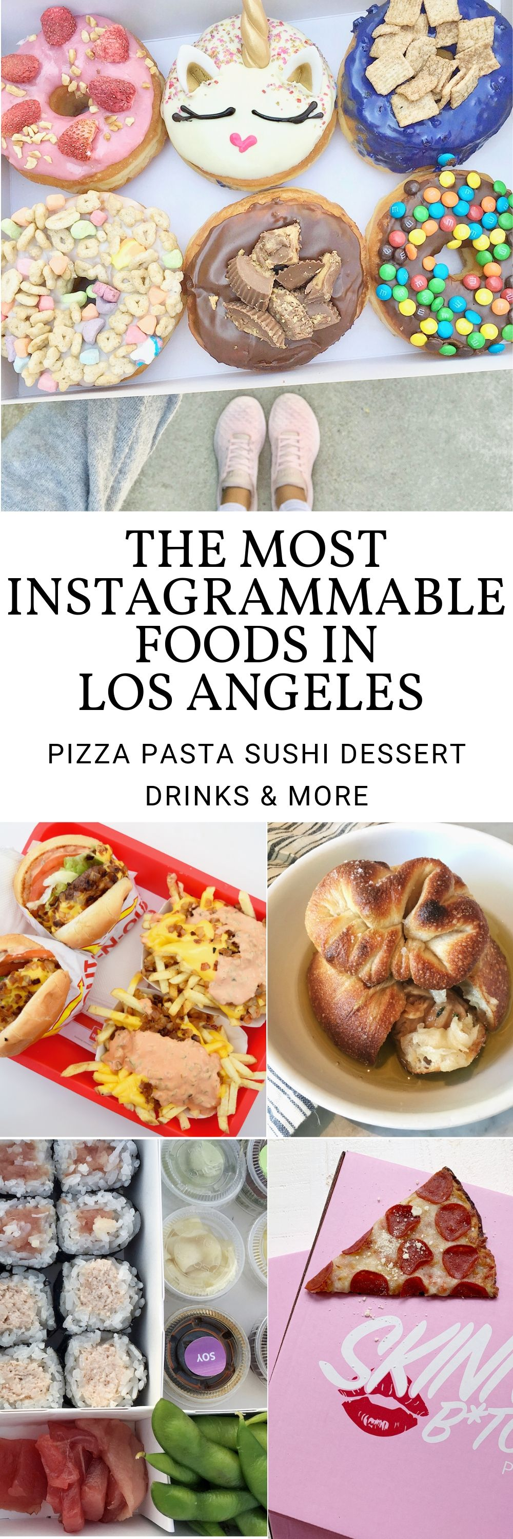 the most instagrammable foods in los angeles
