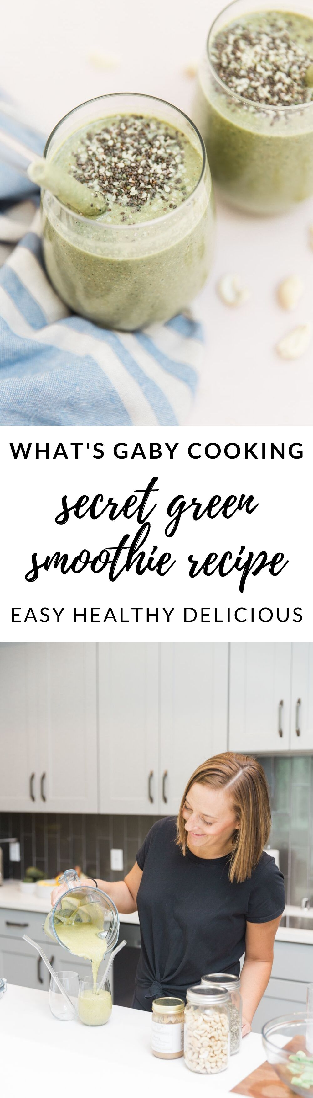 What's Gaby Cooking Secret Recipe