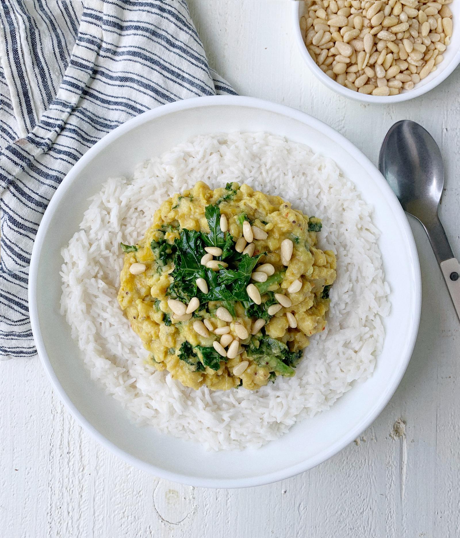 Lentil Rice Recipe