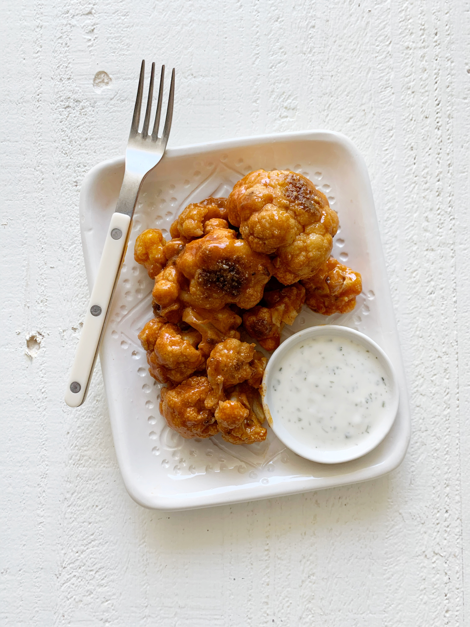 gluten free buffalo cauliflower recipe
