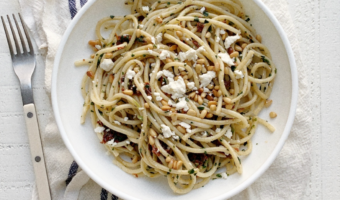 sundried tomato spinach pasta recipe