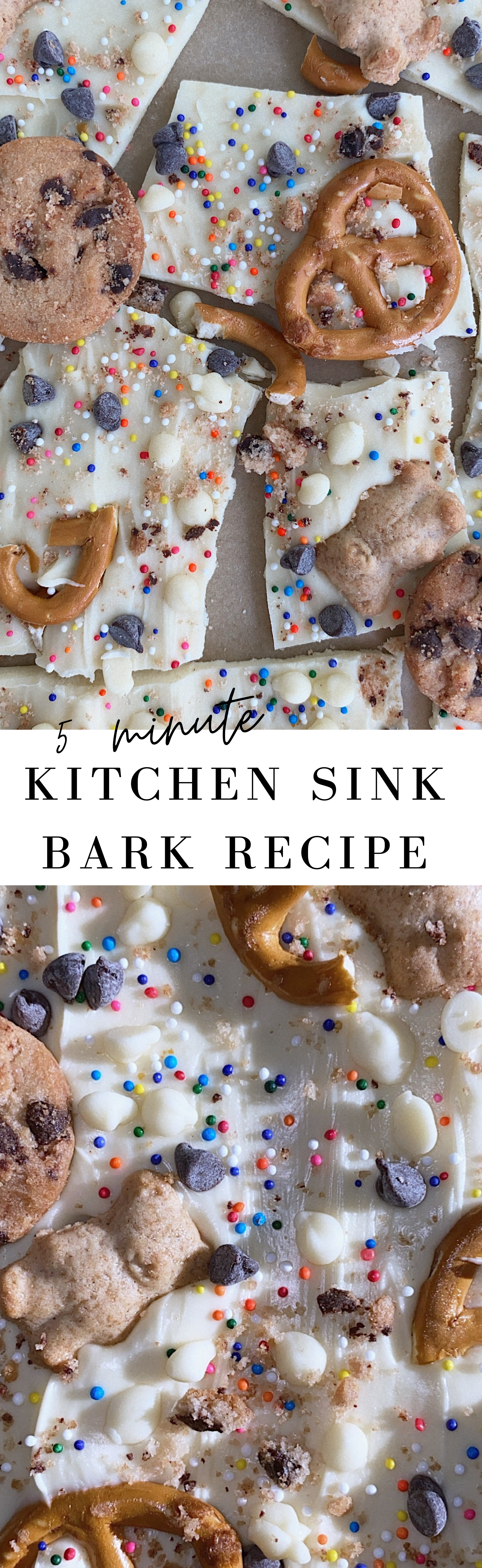 Homemade Bark Recipe