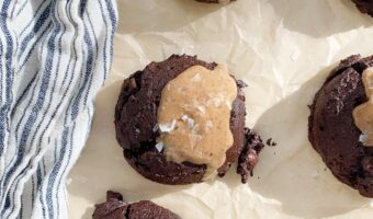 Healthy Buckeye Cookies