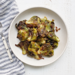 Chili Garlic Smashed Brussels Sprouts Recipe